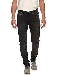 Cheap Monday Men's Sonic Men's Brute Black Slim Fit Jeans