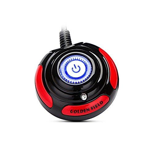 """SODIAL(R) 67"""" Desktop Computer Case Stromversorgung HDD Button Schalter"""