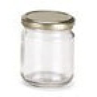 vaso-barattolo Glass for 250 g of Miele – confez. From 35 Jars 1