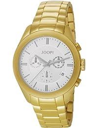 Joop  Aspire Swiss Made - Reloj de cuarzo para hombre, con correa de acero inoxidable, color dorado
