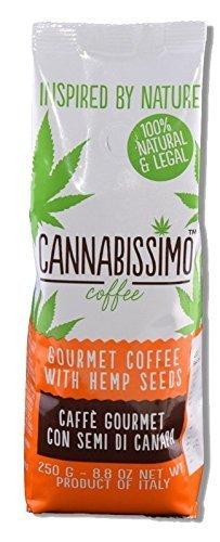 Cannabissimo Hanf Kaffee - Hanf-kaffee