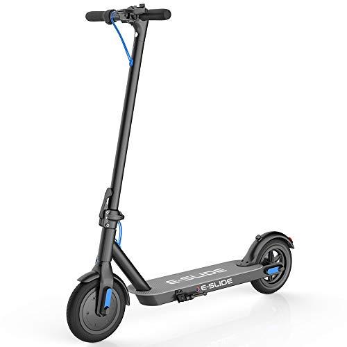 Freego Elektroroller Erwachsene, Kick Scooter Max 350W Motor, 25 km Langstrecken-E-Scooter, tragbar und verstellbar, Pendler-Motorroller Geeignet für Erwachsene und Jugendliche