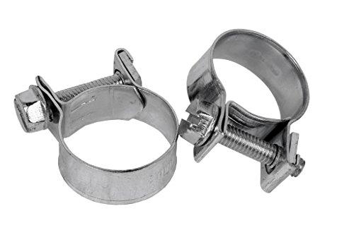 """ABRAZADERAS STANDAR MINI-CLAMP 14-16 mm (abrazaderas metálicas """"estándar"""")"""