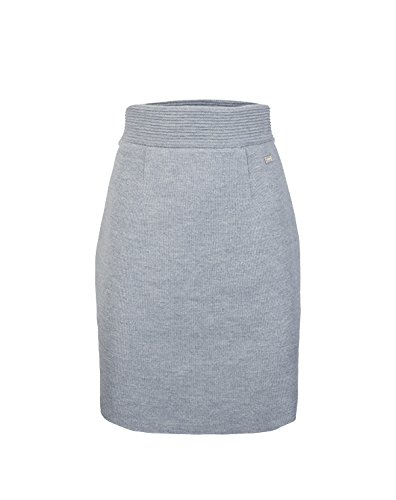 Dale of Norway - Jupe, couleur gris chiné, taille Gris - Grey Mel