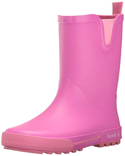 Kamik Unisex Babies' Rainplay Wellington Boots
