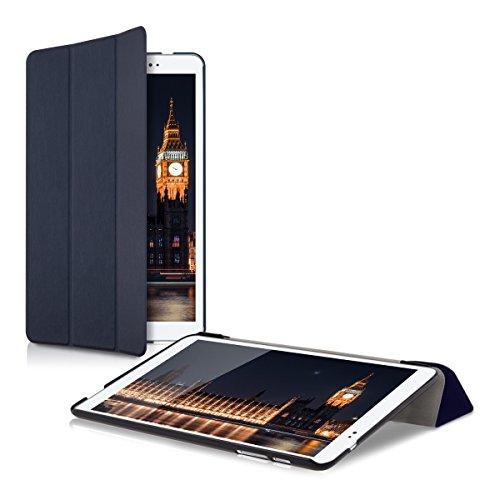 "kwmobile 28735.17 Funda para Tablet 24,4 cm (9.6"") Folio Azul - Fundas para Tablets (Folio, Huawei, MediaPad T1 10, 24,4 cm (9.6""), 119 g, Azul)"