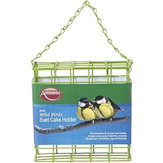 Ambassador Wild Birds Suet Cake Holder Ambassador Wild Birds Suet Cake Holder 41o VWRrmIL