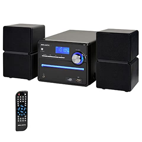 MAJESTIC AH-2336 HIFI MICRO MP3 USB