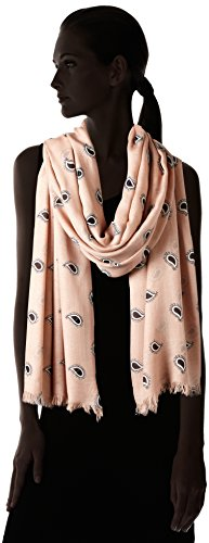 Scotch & Soda Maison Scarf with Various Allover Prints, Foulards et Bandanas Femme Mehrfarbig (Combo B 18)