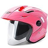 LIULL LIULL Helm Stoßfest Hartplastik Wasserdicht Kalt Und Beschlagfrei Verstellbar Im Freien