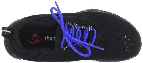 Chung Shi Duflex Trainer 8800016 Unisex-Erwachsene Outdoor Fitnessschuhe Schwarz (schwaz / royal)