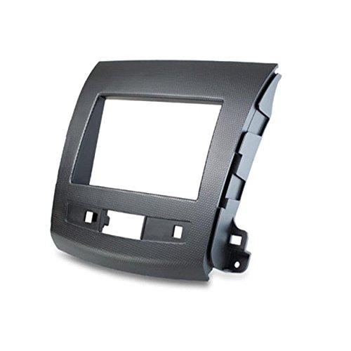 carav 08-004 Doppel DIN Radioblende Dash Installation Trim Kit - Trim Kit