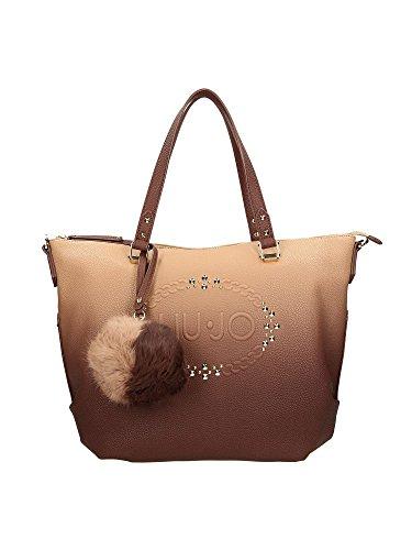 Liu Jo N66019E0027 Shopping Donna Bordeau Pz