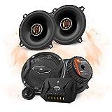 JBL Front/Heck 13cm/130mm Auto Lautsprecher/Boxen/Speaker Komplett-Set für Honda