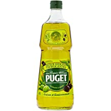 Puget Huile d'Olive Vierge Extra Bouteille 1 L