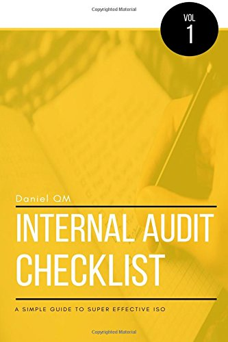 Free Pdf Internal Audit Checklist A Simple Guide To Super Effective