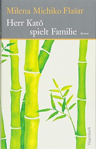 Buchseite und Rezensionen zu 'Herr Kato spielt Familie (Quartbuch)' von Milena M. Flasar