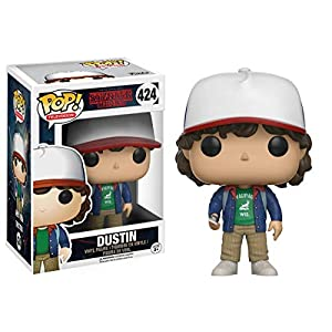 Funko Pop! Television: Stranger Things - Dustin (with Compass) #424