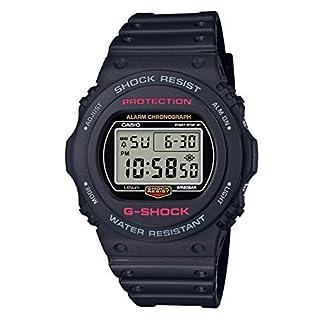 Casio Reloj Digital para Hombre de Cuarzo con Correa en Resina DW-5750E-1ER