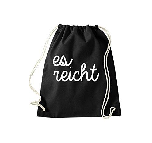 ShirtInStyle gym gym kultsack joyeux porte-clés avec inscription en allemand (il suffit