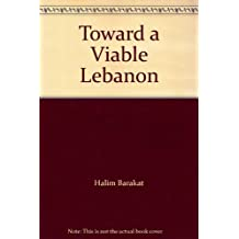 Toward a Viable Lebanon