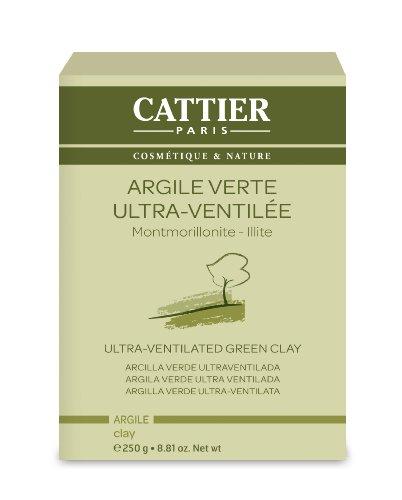 Cattier Arcilla Verde Ultra-Ventilada