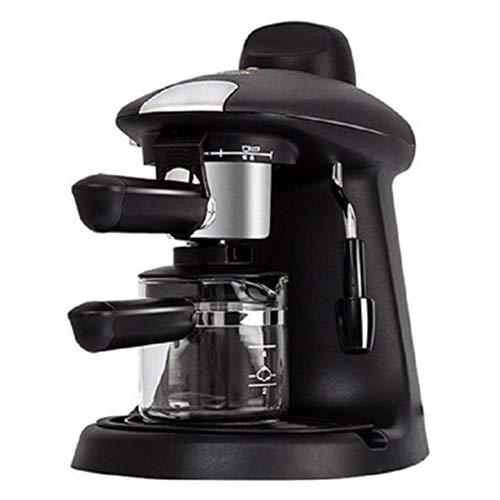 AYHa Italienisch Dampf Halbautomatische Kaffeemaschine Heim Edelstahl Startseite Kleingeräte