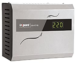 Livguard LA 417 VX Metal Body Digital Voltage Stabilizer (For AC upto 1.5 ton)
