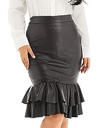 c265a1d8d572a2 Amazon.fr : vêtements professionnels - 2XL / Jupes / Femme : Vêtements
