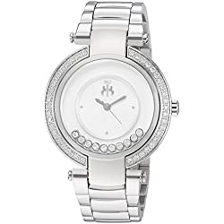 Jivago Women's 'Celebrate' Swiss Quartz Stainless Steel Casual Watch (Model: JV1610)