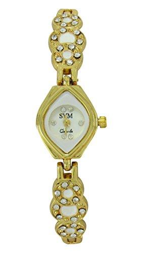 SVM DIAMOND161 Fashion Analog Watch For Girls