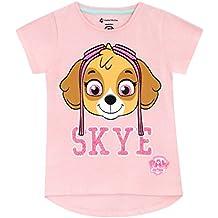 La Patrulla Canina Paw Patrol - Camiseta Para Niñas