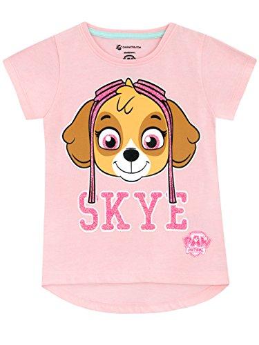 Camiseta para niñas - La Patrulla Canina - 6/7 Años