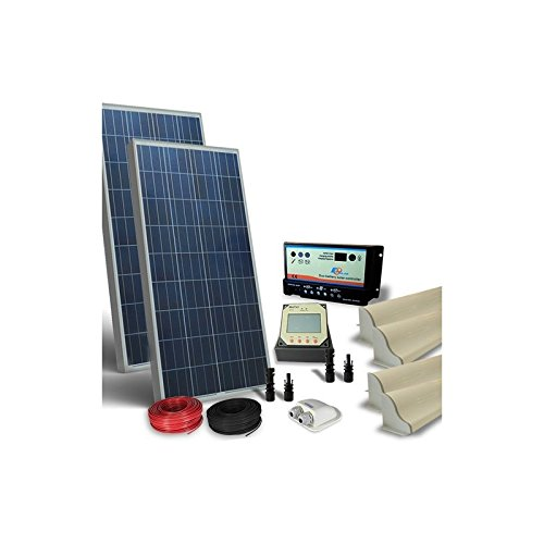 Solar Kit Camper 260W 12V Pro Photovoltaik Panel (Solar-panel-kit Camper Für)