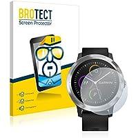 BROTECT para Garmin Vivoactive 3 Protector de Pantalla Película Protectora [2 Unidades]