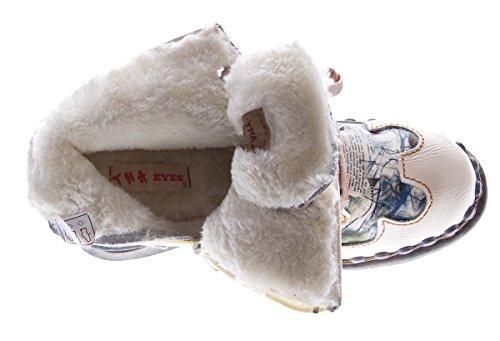 Tma, Bottes Pour Femme Blanc (crème Weiß)
