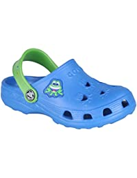 Coqui sabots pour enfant unisexe chaussures **lilas, fuchsia, bleu, rouge, bleu, jaune, rouge, bleu, noir **
