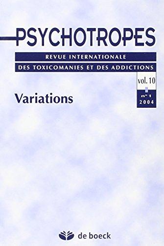 Psychotropes 20041 - Vol.10 Variations