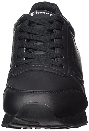Champion Low Cut Shoe C.j. PU, Scarpe Running Uomo Nero (Nbk)