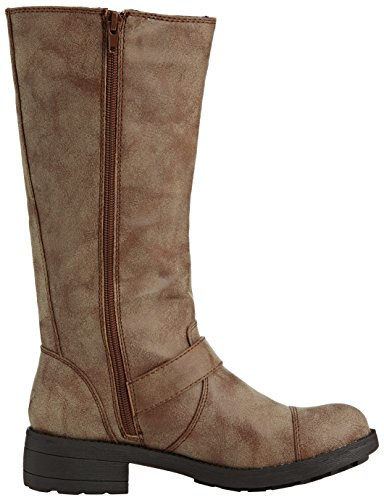 Rocket Dog TERRY Damen Biker Boots Braun (TAN CJ2)