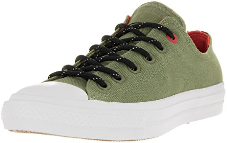 Converse Chuck Taylor All Star II OX Herren Sneaker Olive