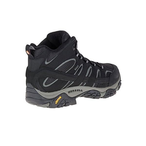 Merrell Men's Moab 2 Mid Gore-tex High Rise Hiking Shoes 8