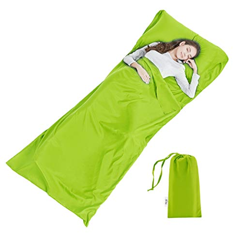 Sábana Saco Dormir - Acampada Viaje - Forro Térmico