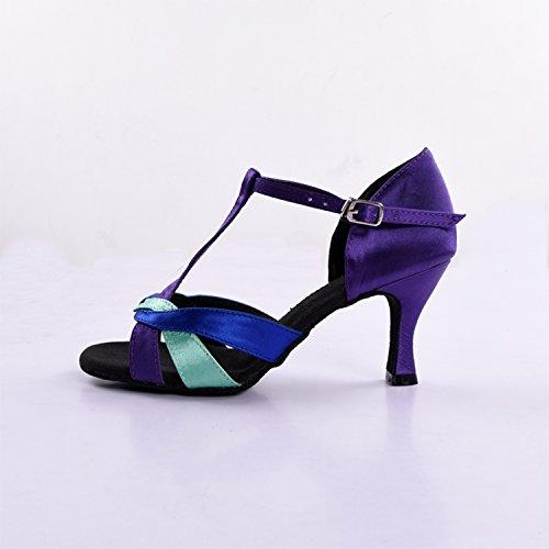 Kevin Fashion , Salle de bal femme Violet - violet