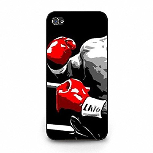 Boxing Iphone 5c Case Hot Cool Design Boxing Phone Case Cover for Iphone 5c Fight Black Color172d