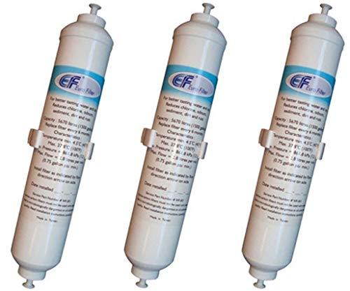 2 X Daewoo Filtro Acqua Frigorifero Compatibile Al05j Per As Dd-7098 3010541600 Frigoriferi E Congelatori