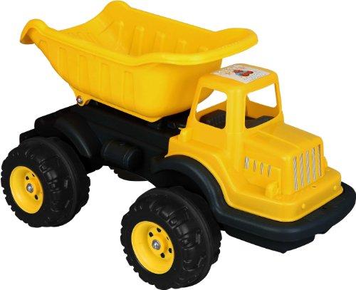 Mueller & Herbert 2013081,5x 44x 48cm Dump Mega Truck Spielzeug (Truck Trailer Dump)