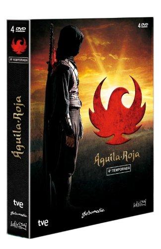 Águila Roja – Temporada 4 [DVD] 41o00ojFWzL