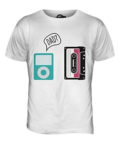 CandyMix Entwicklung Der Technologie Herren T Shirt Weiß