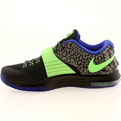 Kd Vii Mens Basketball Shoes 653 6030 mtlc pwtr, flsh lm-anthrct-lyn
